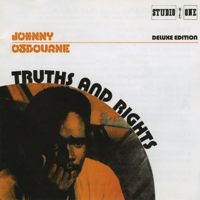 JOHNNY OSBOURNE - Truths & Rights [Deluxe Edition]