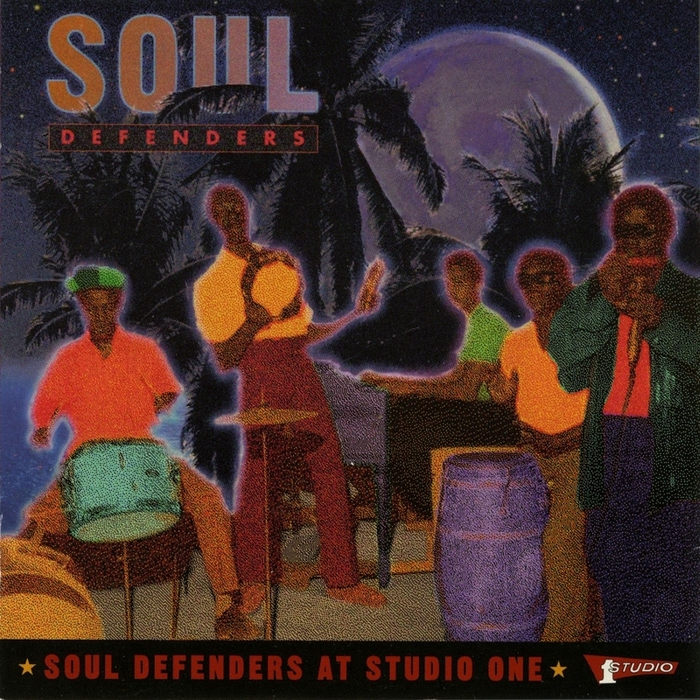 SOUL DEFENDERS - Soul Defenders At Studio One