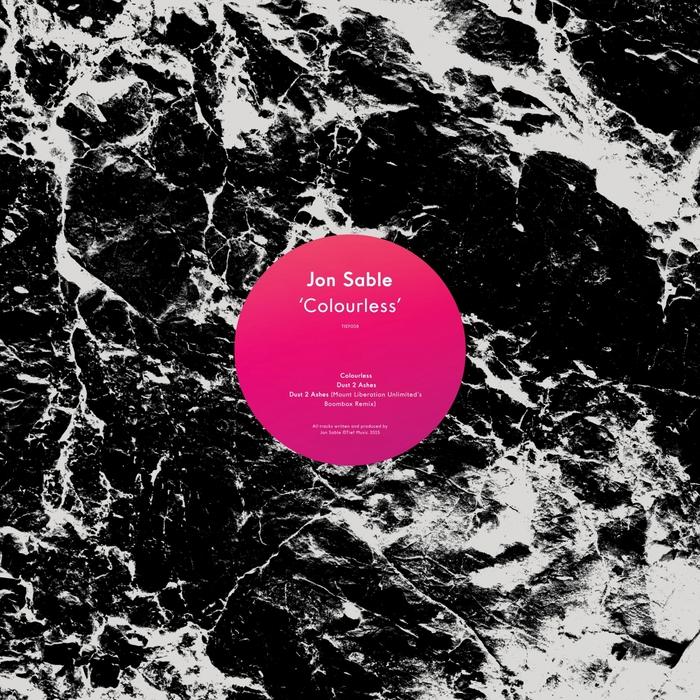 JON SABLE - Colourless