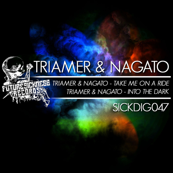 TRIAMER & NAGATO - Take Me On A Ride/Into The Dark