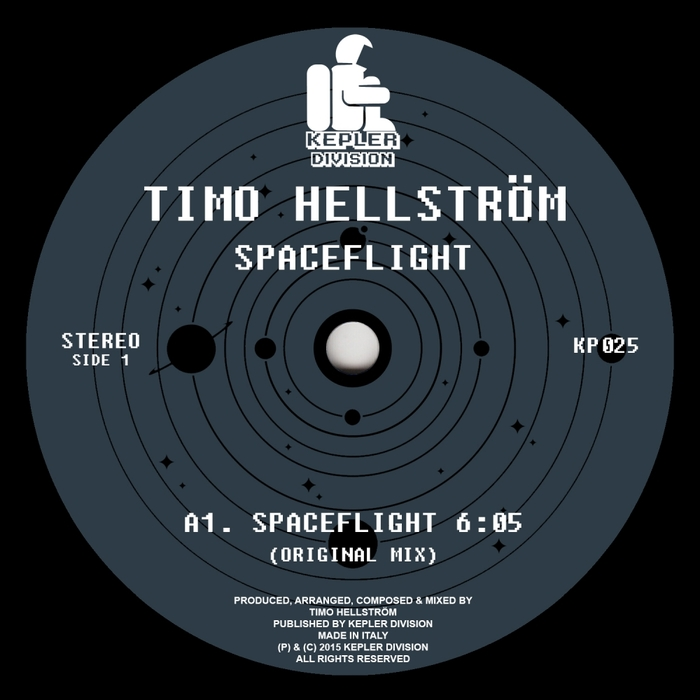 TIMO HELLSTROEM - Spaceflight