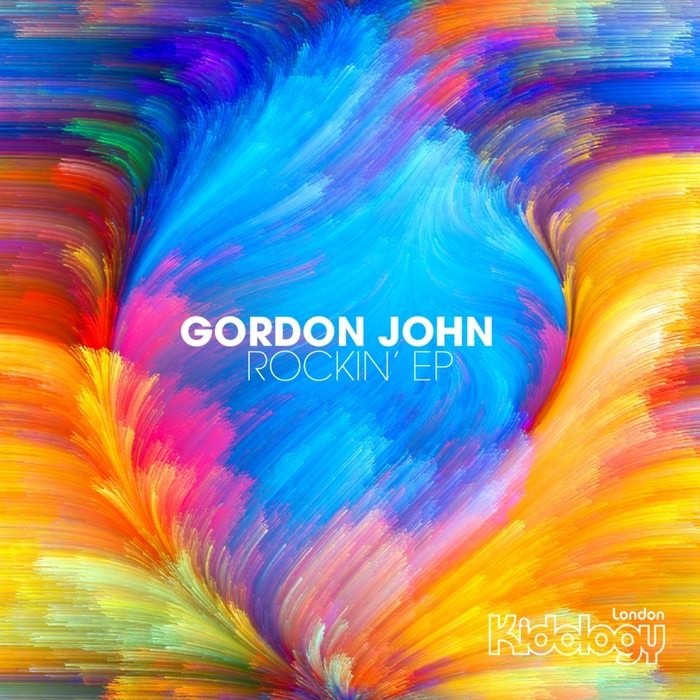 GORDON JOHN - Rockin' EP