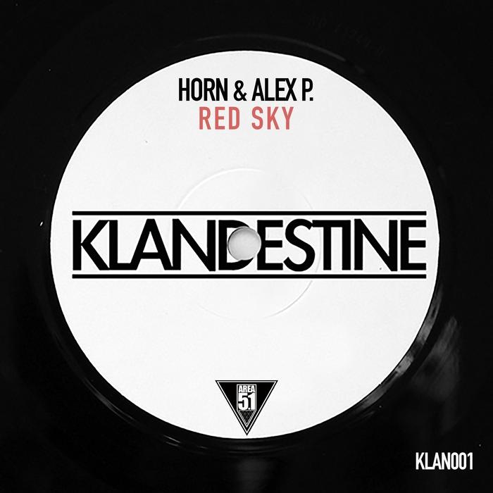 HORN & ALEX P - Red Sky