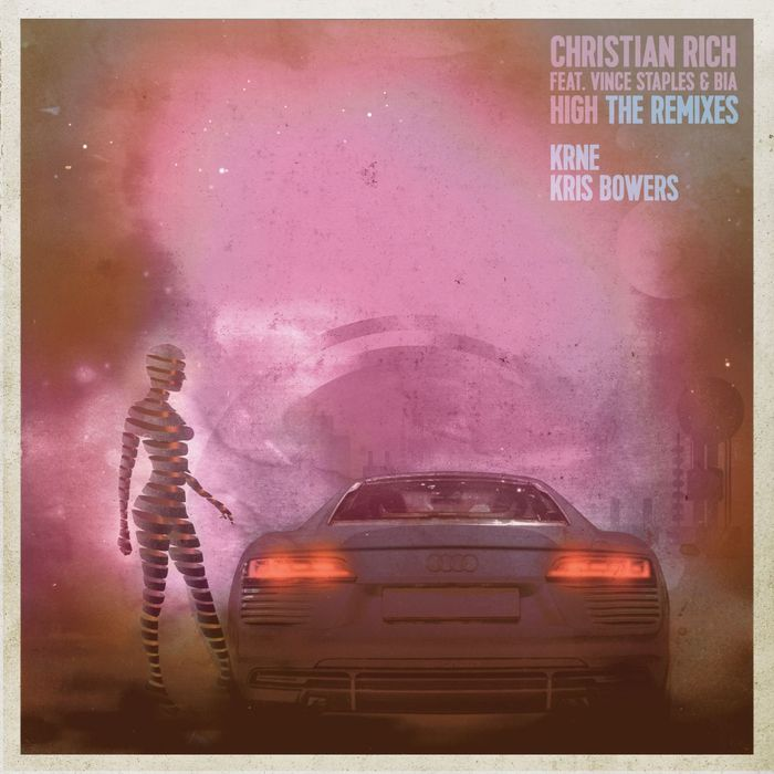 CHRISTIAN RICH feat VINCE STAPLES/BIA - High (Remixes)