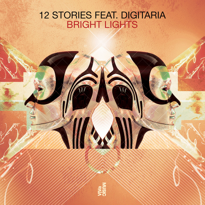 12 STORIES feat DIGITARIA - Bright Lights EP
