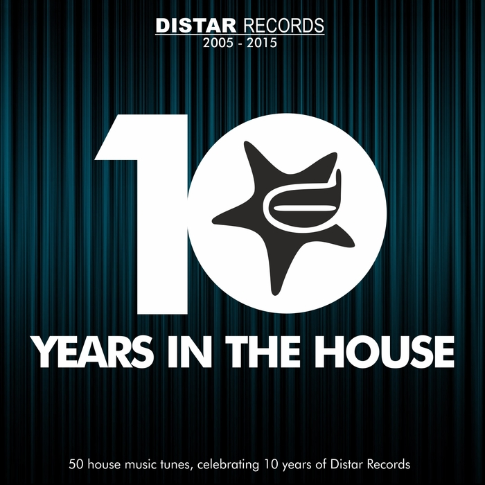 VARIOUS - 10 Years In The House