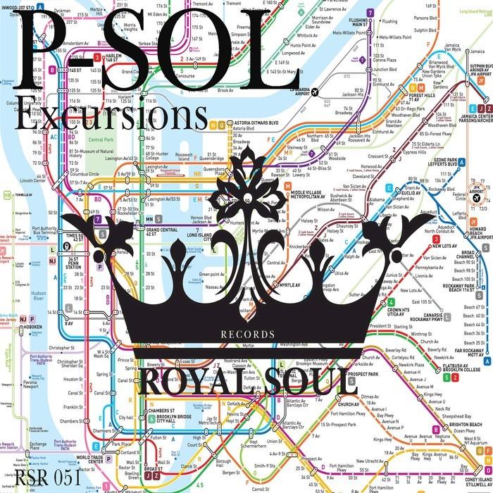 P-SOL - Excursions EP