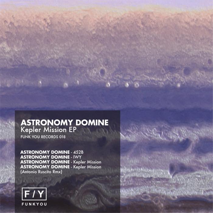 ASTRONOMY DOMINE - Kepler Mission