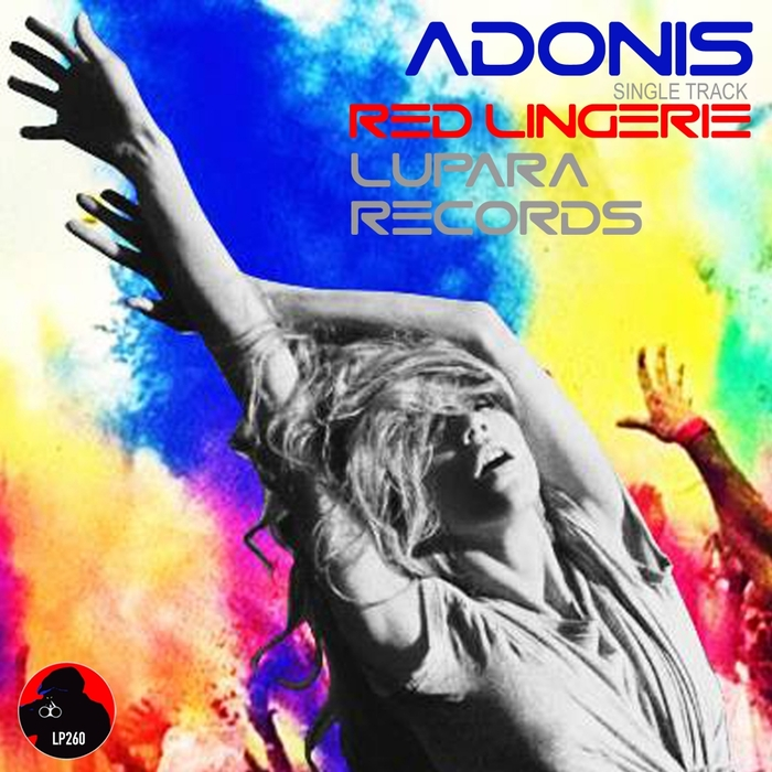 RED LINGERIE - Adonis