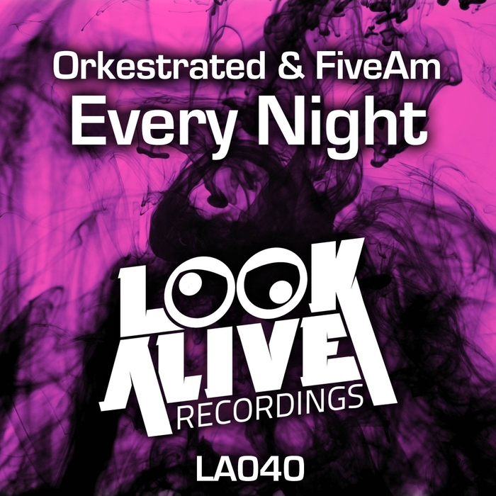 ORKESTRATED FIVEAM - Every Night