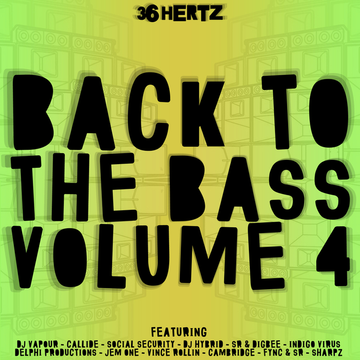 VARIOUS - Back To The Bass Vol 4