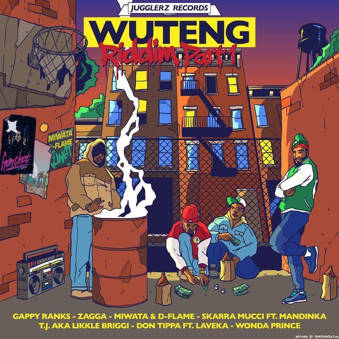 VARIOUS - Wuteng Riddim Pt 1