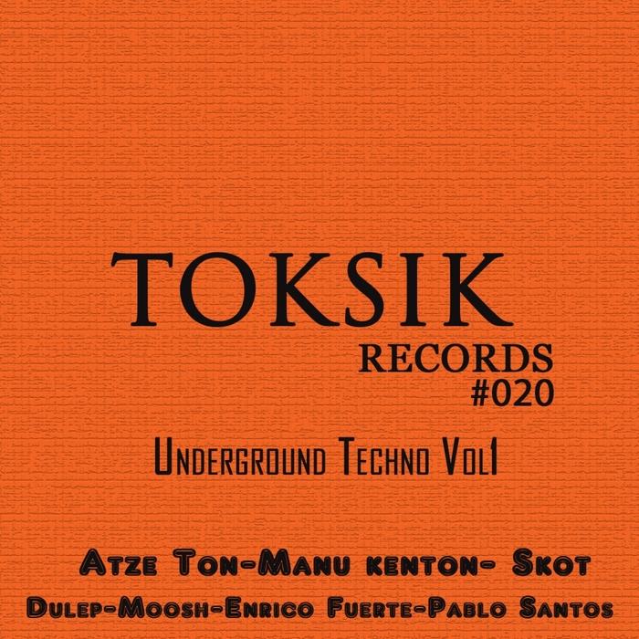 VARIOUS - Underground Techno Vol 1