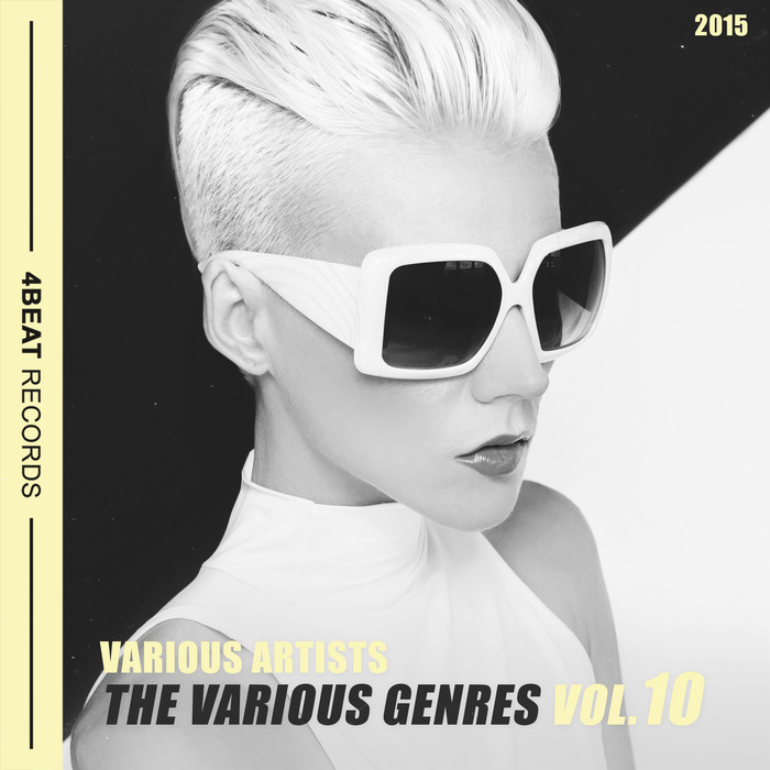 VARIOUS - The Various Genres 2015 Vol 10