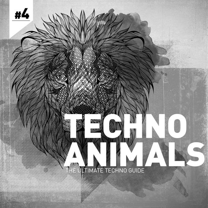 VARIOUS - Techno Animals Vol 4