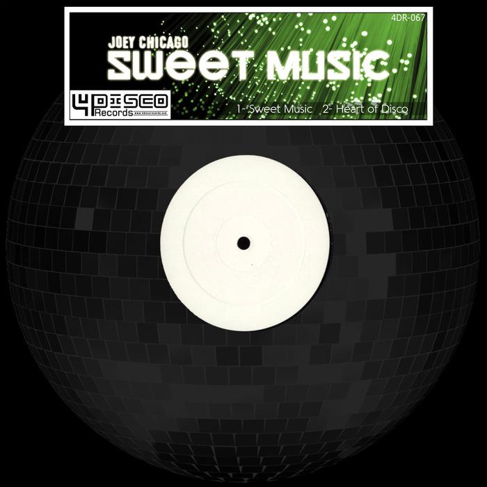 JOEY CHICAGO - Sweet Music