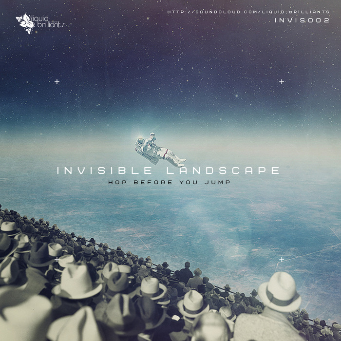 INVISIBLE LANDSCAPE - Hop Before You Jump