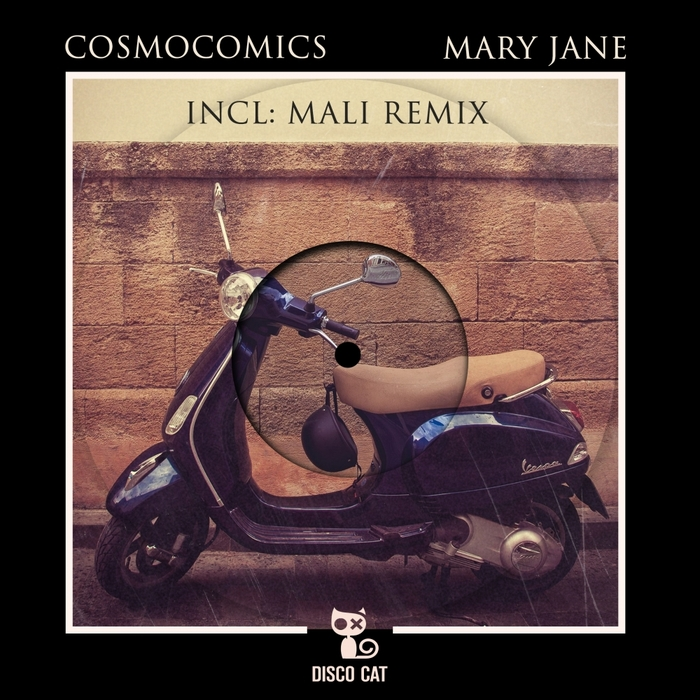 COSMOCOMICS - Mary Jane