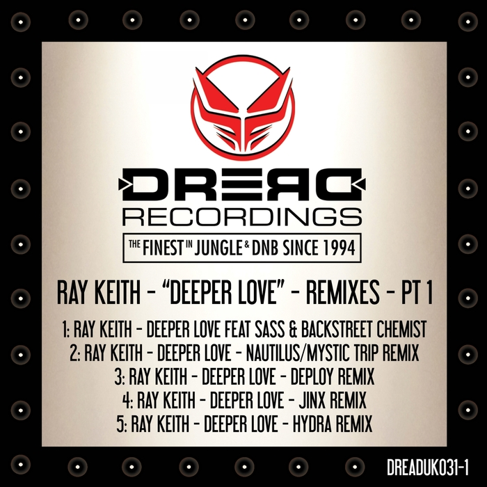 RAY KEITH - Deeper Love Remixes Pt 1