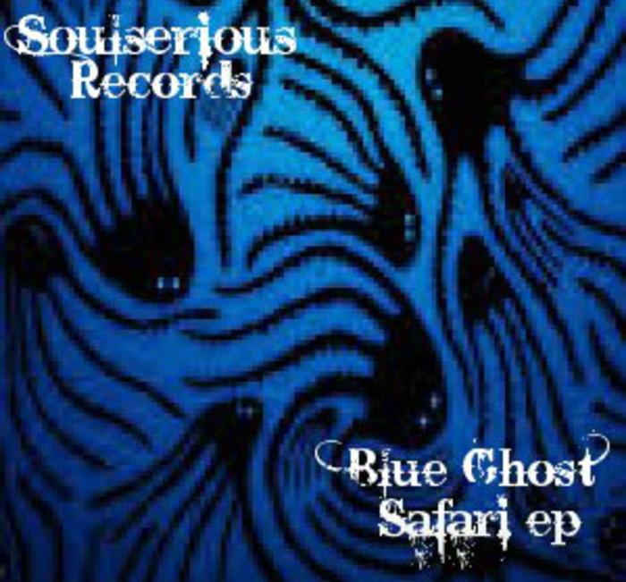 BLUE GHOST - Safari EP