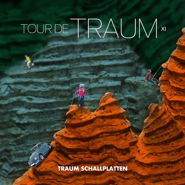 RILEY REINHOLD/VARIOUS - Tour De Traum XI (unmixed tracks)
