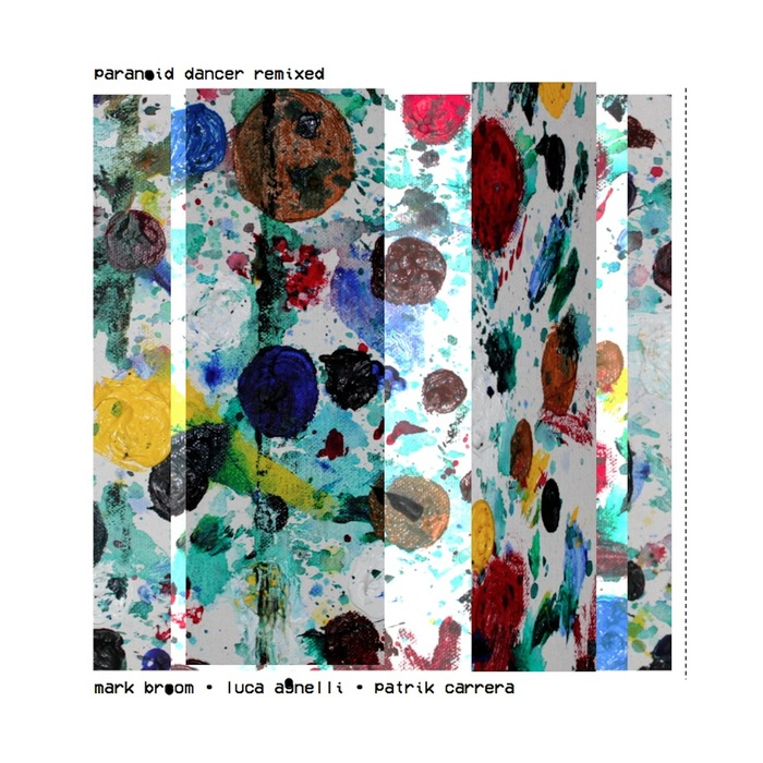 PATRIK CARRERA (GER) - Paranoid Dancer Remixed 04
