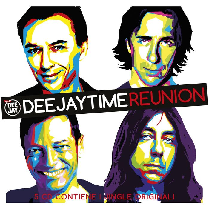 Various Artists: Deejay Time Reunion at Juno Download