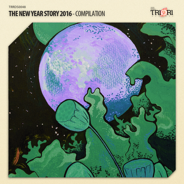 VARIOUS - The New Year Story 2016 - Compilation