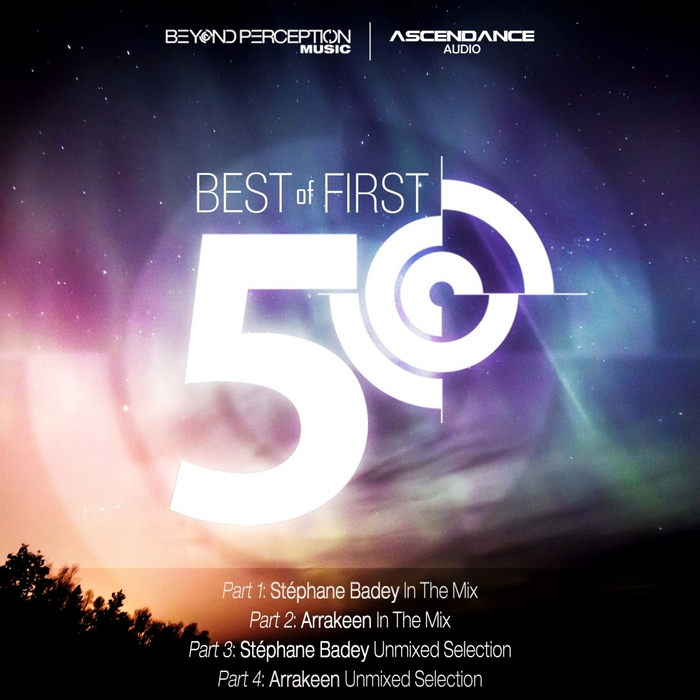 VARIOUS - Best Of First 50
