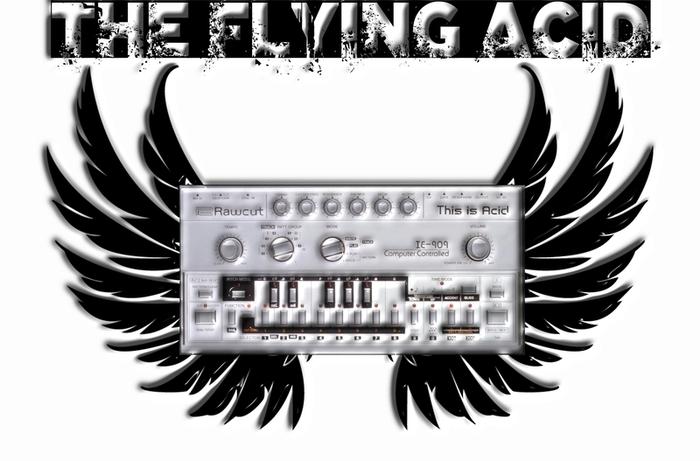 DJ RAWCUT - The Flying Acid