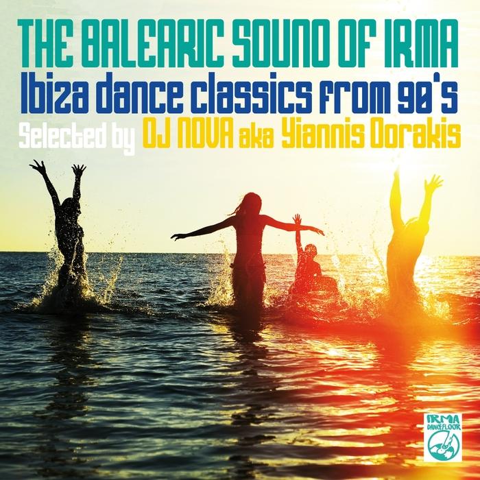DJ NOVA - The Balearic Sound Of Irma