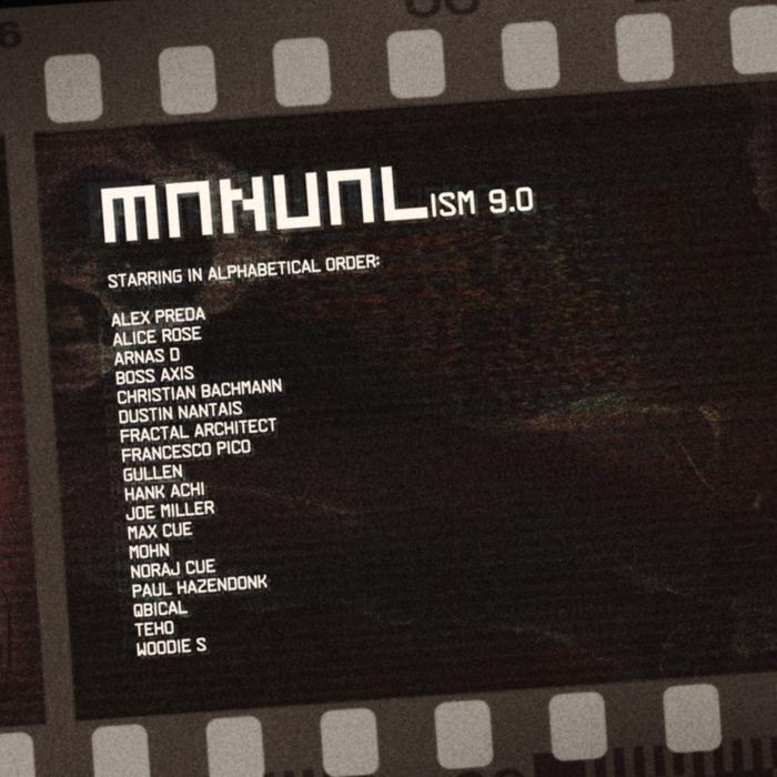 ALEX PREDA/VARIOUS - Manualism 9.0 (unmixed Tracks)