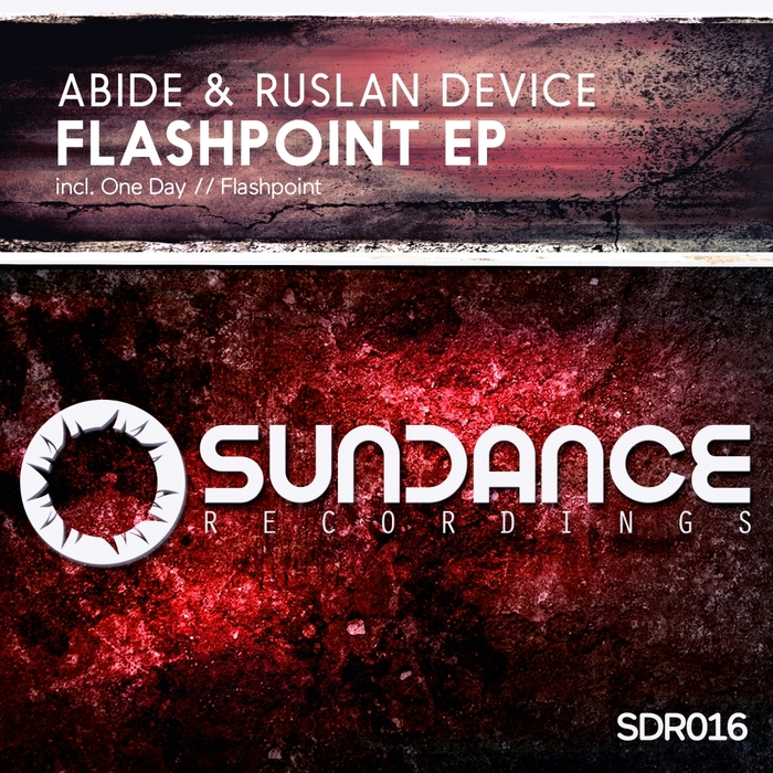 ABIDE & RUSLAN DEVICE - Flashpoint EP