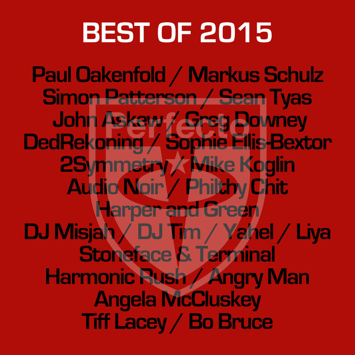 VARIOUS - Perfecto Records - Best Of 2015