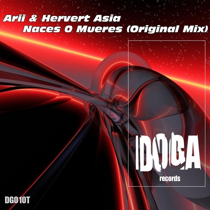ARII/HERVERT ASIA - Naces O Mueres