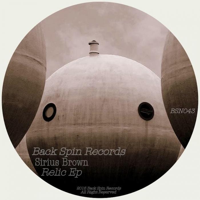 SIRIUS BROWN - Relic EP