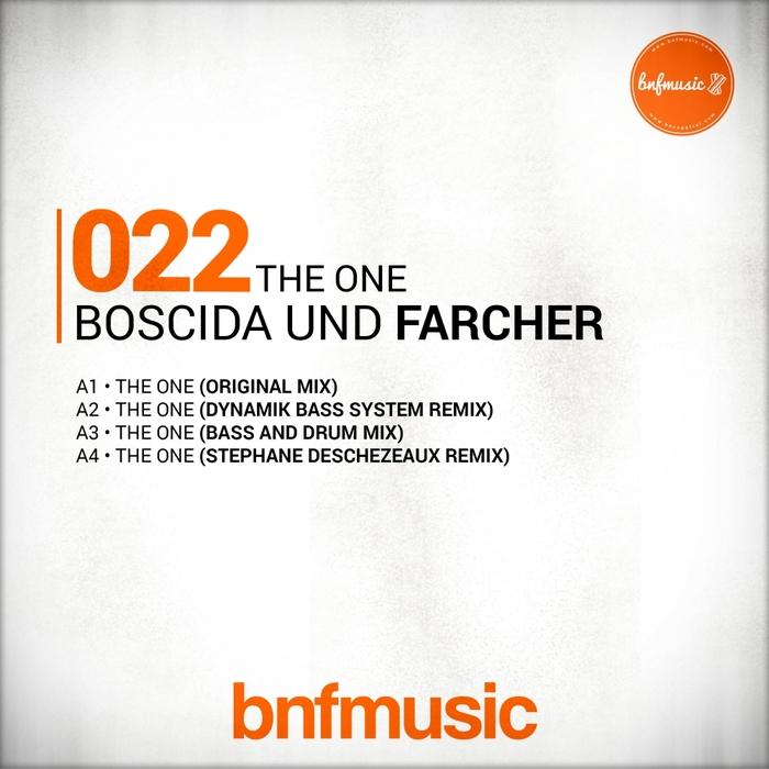 BOSCIDA UND FARCHER - The One