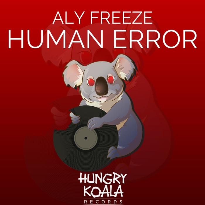 ALY FREEZE - Human Error