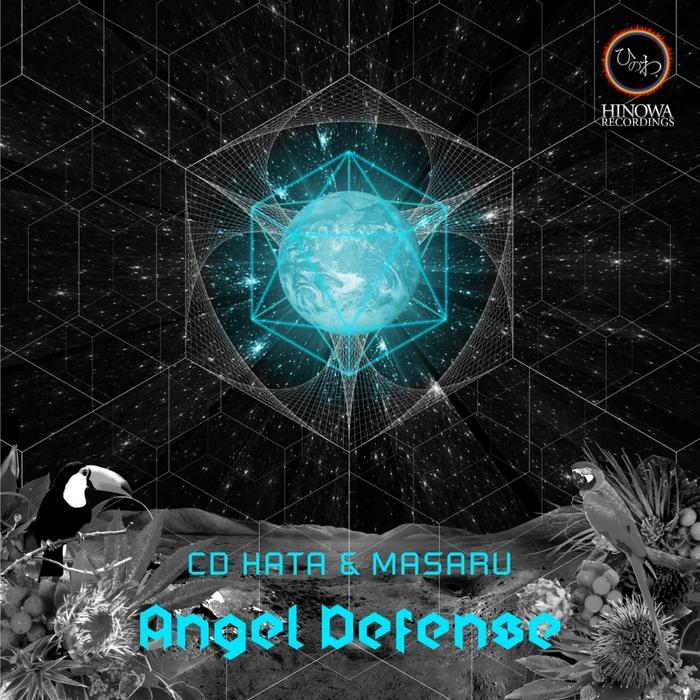 CD HATA & MASARU - Angel Defense