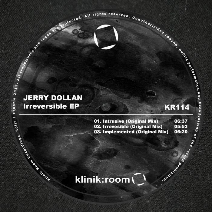 JERRY DOLLAN - Irreversible