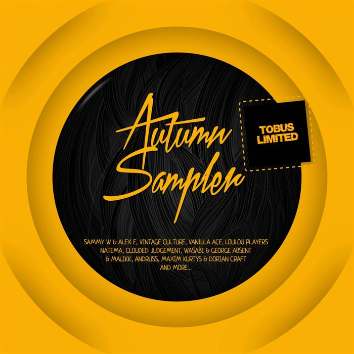 VARIOUS - Autumn Sampler: Tobus Limited