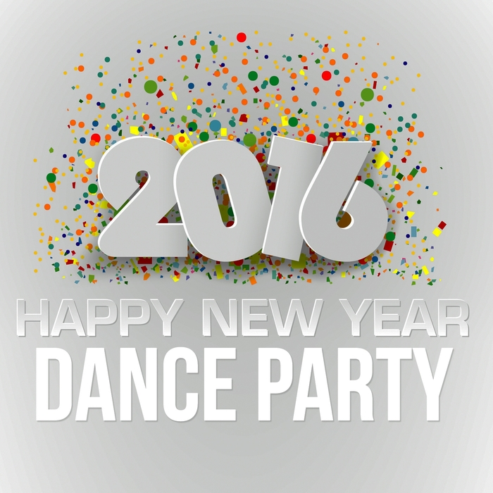 VARIOUS - 2016 Happy New Year Dance Party