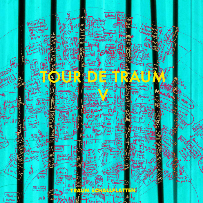 RILEY REINHOLD/VARIOUS - Tour De Traum V (unmixed tracks)