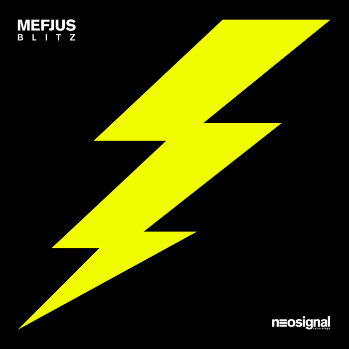 MEFJUS - Blitz EP