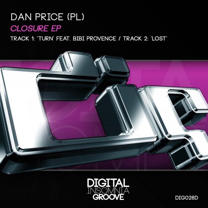 DAN PRICE (PL) - Closure EP