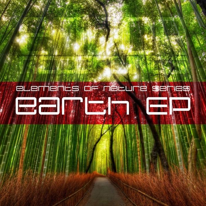 JOW/SHADOWPLAY/CARTER/LOCKED/JAMES VISION/MR SPARKLE/ALEX TUNE/DAVE SKYWALKER - Earth EP