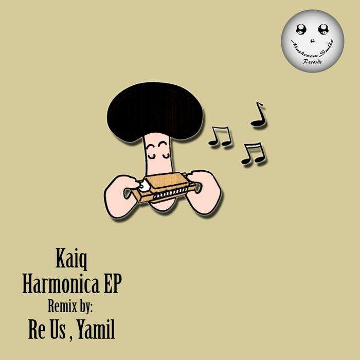 KAIQ - Harmonica EP
