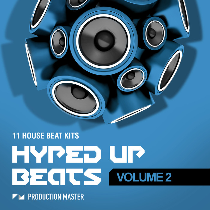 PHILOSOPHY - Hyped Up Beats Volume 2 (Sample Pack WAV)