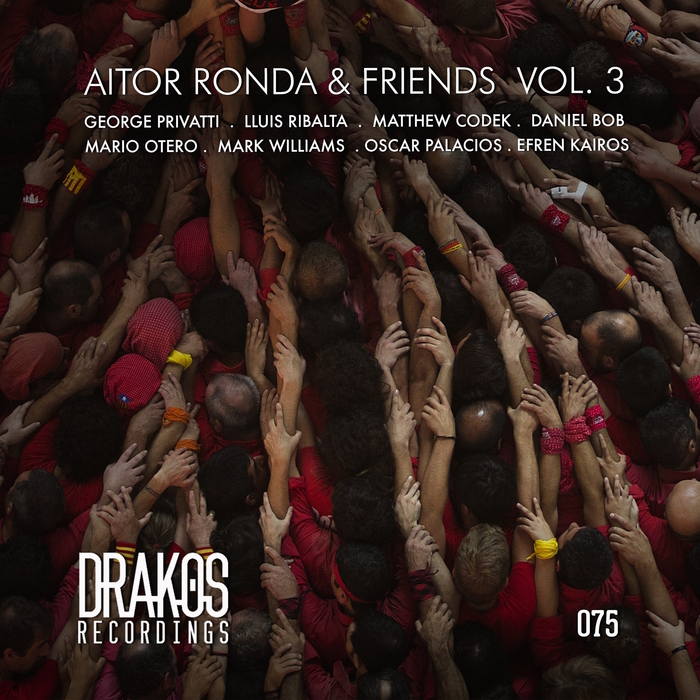 AITOR RONDA - Aitor Ronda & Friends Vol 3
