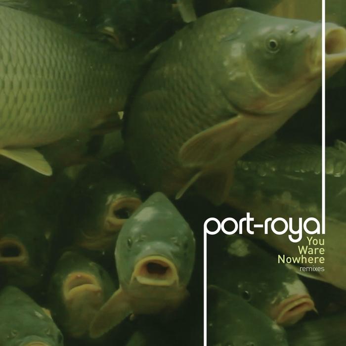 PORT-ROYAL - You Ware Nowhere (Remixes)